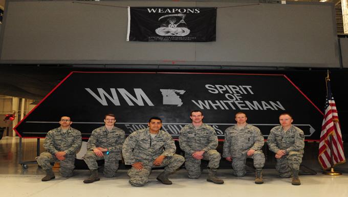 Whiteman Air Force Base
